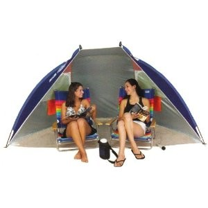 picture of Rio Beach Portable Sun Shelter 50% Off at Amazon