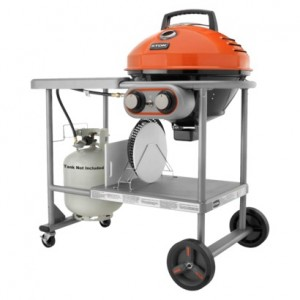 picture of STOK Island 2-Burner Gas Grill 30% Off