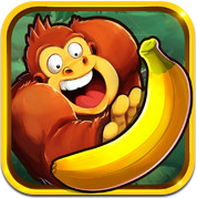 picture of Ending Soon: Free iOS Game - Banana Kong