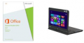 Microsoft Office Home and Student 2013 Lenovo ThinkPad Twist Combo