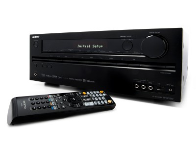 picture of ONKYO HT-RC560 7.2-Channel Home Theater Receiver Sale - Today Only!