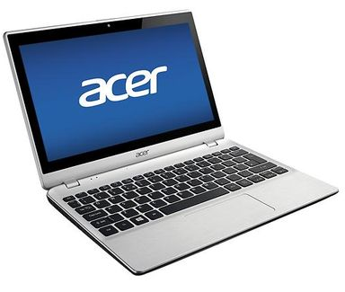 "acer 11.6"" touch screen laptop sale $379.99 (v5 122p 0643"