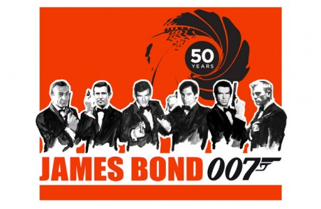 picture of Bond 50: The Complete 22 Film Collection on Blu-ray