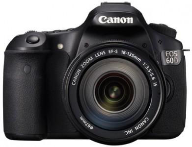 picture of Canon EOS 60D SLR, 18-135mm Lens, Printer Sale