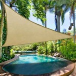picture of Idirectmart Triangle Sun Shade Sail Blowout