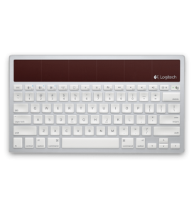 Logitech Wireless Solar Keyboard Sale