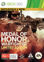 picture of Medal of Honor: Warfighter Ltd. Ed. Xbox 360 or PS3 Sale