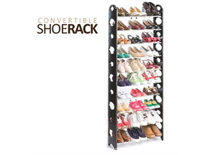 picture of Modern Home 30-Pair Shoe Rack 58% Off