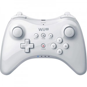 picture of Nintendo Pro Controller for Wii U Sale