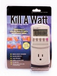 Save Energy – Kill A Watt Electricity Usage Monitor Sale