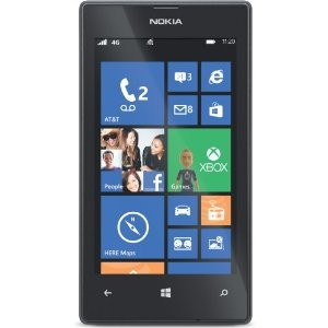 picture of AT&T Nokia Lumia 520 GoPhone Windows Smartphone Sale