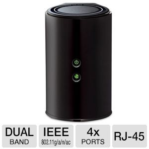 picture of D-Link Wireless AC1200 Dual Band Router Sale - Today Only
