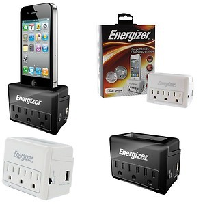 picture of Energizer iSurge Travel Smartphone Charging Station