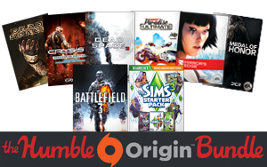 picture of Humble Origin Bundle - Pay What You Want