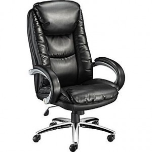 picture of Staples Westerly Bonded Leather Managers Chair Sale