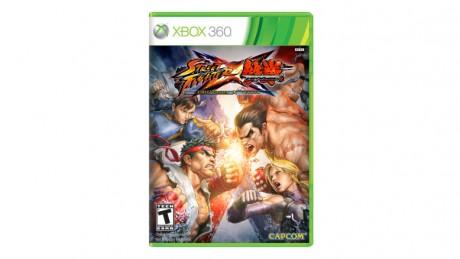 picture of Street Fighter X Tekken (Xbox 360) Sale