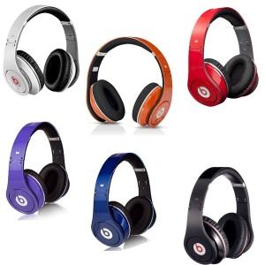 picture of Dr Dre Studio Beats Headphone Pink Sale