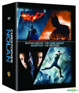 picture of Christopher Nolan Director's Collection on Blu-ray Sale