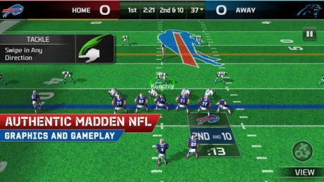 picture of Free iOS Madden 25 NFL