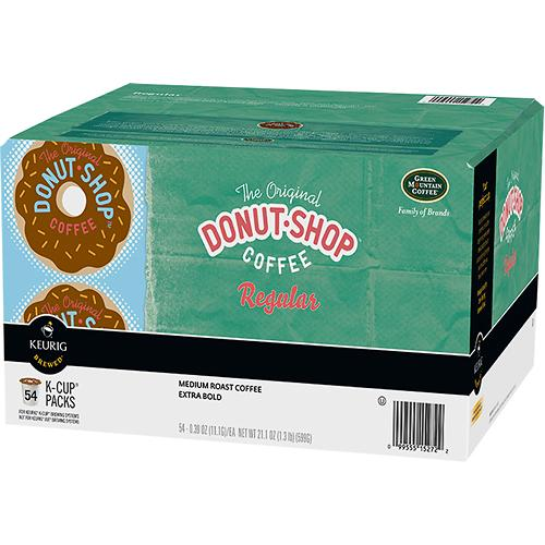 Donut Shop 48-Count Coffee K-Cup Sale $19.99- BuyVia