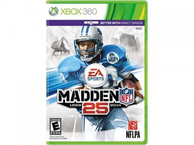 picture of Madden NFL 25 Xbox 360 or PS3 Sale