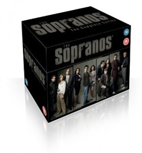 picture of The Sopranos: The Complete Series on Blu-ray Sale