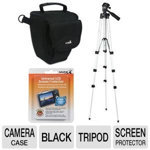picture of Turbofrog SLR Camera Case and Tripod Sale