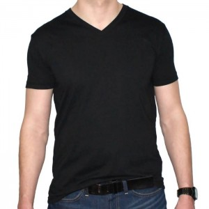 picture of 5 Pack Premium V-Neck T-Shirt Sale