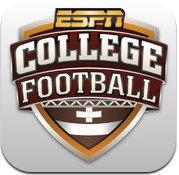 picture of Free iTunes Sports App: ESPN College Football