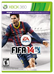 picture of FIFA Soccer 14 (Xbox 360) + $10 eGift Card