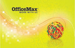 picture of $50 Office Max Gift Card for $40