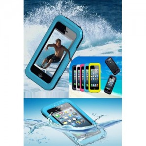 picture of Waterproof Defender Case for iPhone 4/4S and 5