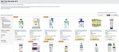 picture of Select Skin Care: 3 for the price of 2