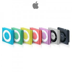 picture of Apple iPod Shuffle 2GB (5th Gen) Factory Refurbished Sale