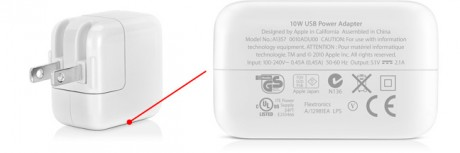 picture of Apple USB Power Adapter Takeback Program