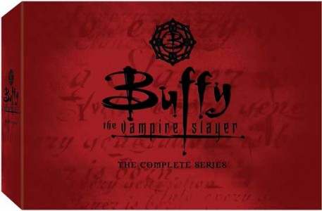 picture of Buffy the Vampire Slayer: The Complete Series DVD