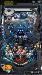 picture of Free Star Wars Pinball iOS App