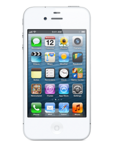 picture of iPhone 4 8GB No Contract Sale - Virgin Mobile - 4s $279