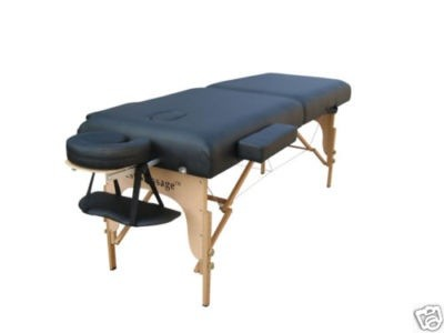 picture of Portable Massage Table with Carrying Case Sale