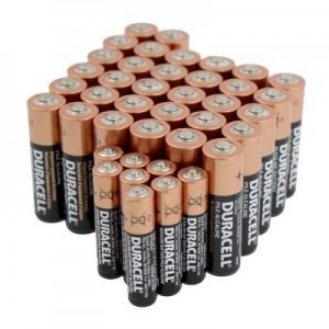 Duracell 32 aa batteries