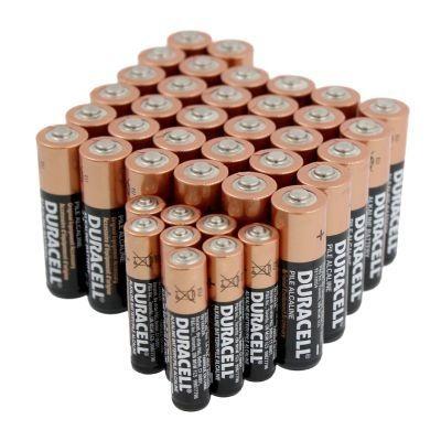 Duracell 32 aa batteries