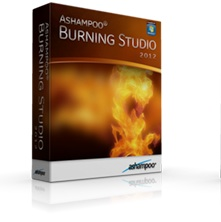 picture of Free Ashampoo CD DVD Burning Studio PC Software