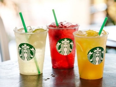 picture of Two Free Starbucks Iced Beverages