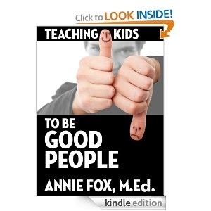 picture of Free Teaching kids to be Good People e-book