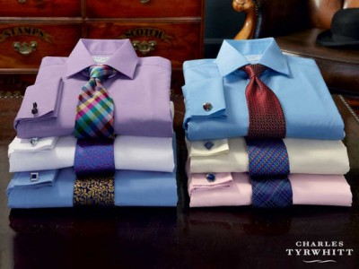 LivingSocial $25 for $50 at Charles Tyrwhitt