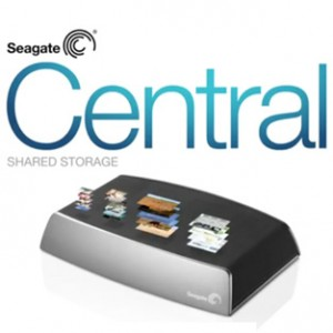 picture of Seagate Central 4TB Network Attached Storage Sale