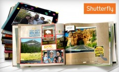 Groupon – Shutterfly 67% off Custom Photo Book
