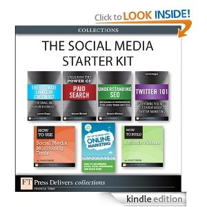 picture of Free Small Business The Social Media Starter Kit eBook