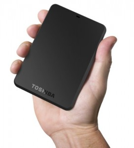 Toshiba Canvio USB 3.0/2.0 Portable External HD