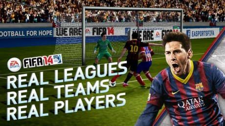 picture of EA Sports Free FIFA 15 for iOS